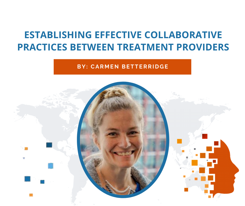 Establishing effective collaborative practices between treatment providers