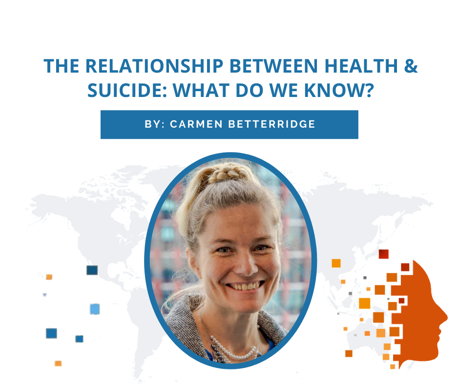 The relationship between health & suicide: What do we know?