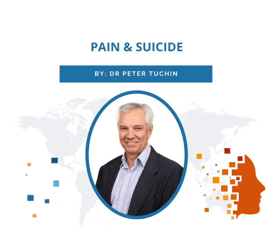 Pain & Suicide